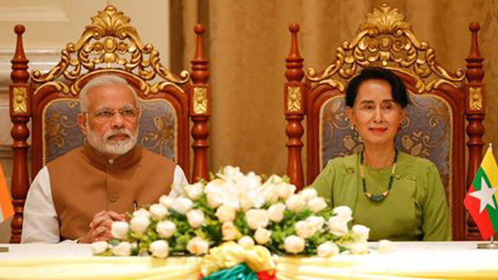 India-Myanmar Joint Statement