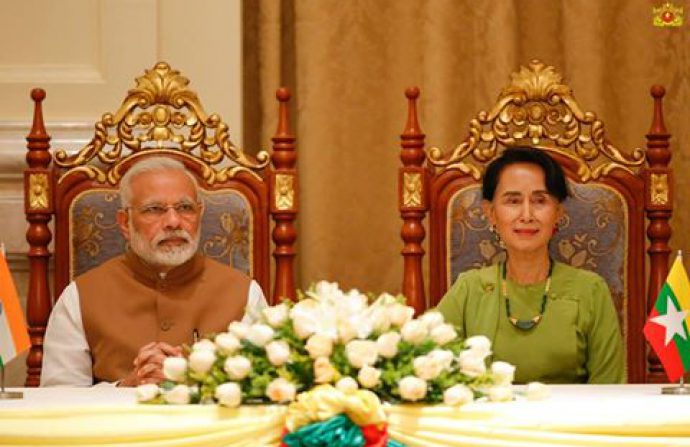INDIA-MYANMAR JOINT STATEMENT ISSUED ON THE OCCASION OF THE STATE VISIT OF PRIME MINISTER OF INDIA TO MYANMAR (SEPTEMBER 5-7, 2017)